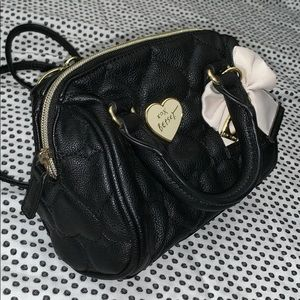 Betsey Johnson Small Crossbody Purse